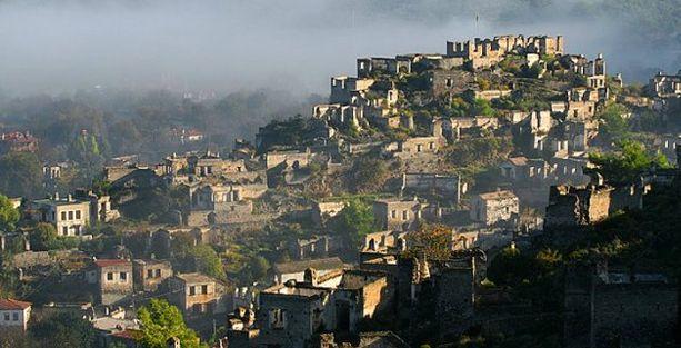 5 bin yıllık tarihi Kayaköy'ü 49 yıllığına kiralayacaklar!