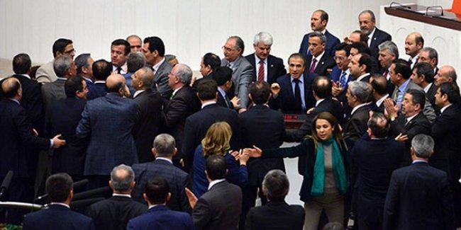 5 günün ardından 'İç Güvenlik Paketi'nin görüşülmesine başlandı