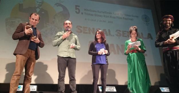 5. Yılmaz Güney Kürt Kısa Film Festivali'nde ödüller sahiplerini buldu
