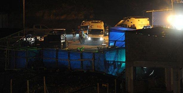 Ermenek'te 6 işçinin cesedine ulaşıldı