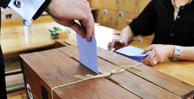 7 Haziran seçimleri için yurtdışında oy verme işlemi başladı
