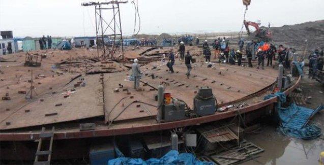 7 işçinin öldüğü Eti Bakır davasında tutuklu kalmadı