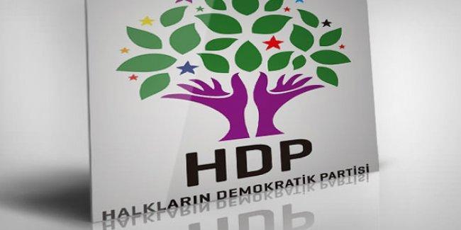 HDP: Bu şartlar altında futbol oynanamaz, iki maçın ertelenmesi olumlu ama yetersiz
