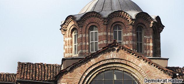 800 yıllık papaz odası tuvalete çevrildi