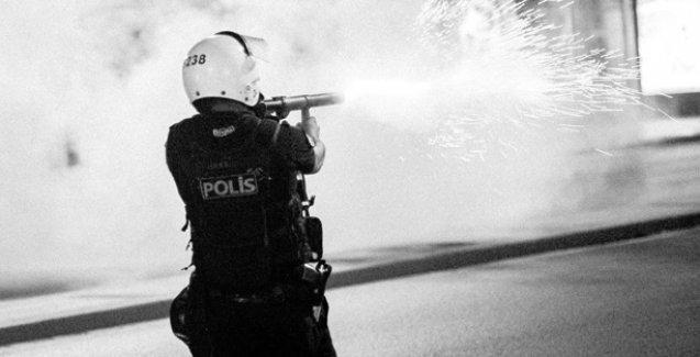 'Türkiye demokrasisi polis devleti yolunda'