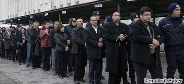 92 kişinin avukatı tahliye için başvurdu