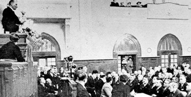 Cumhuriyet tarihi boyunca Meclis'te yer alan azınlık sayısı