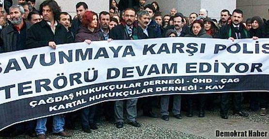 9 avukata tutuklama istemi; 2 avukat serbest