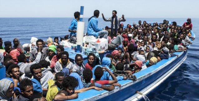 AB, göçmen gemilerine yönelik askeri operasyonu onayladı