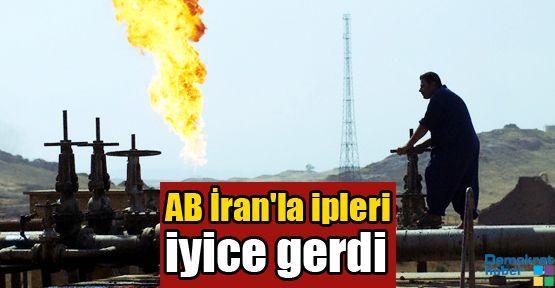 AB İran'la ipleri iyice gerdi