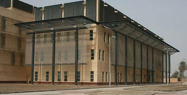 ABD Bağdat Büyükelçiliği'ni tahliye ediyor