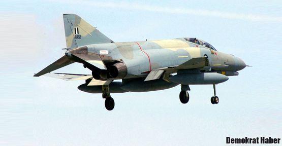 ABD basını: Uçak Suriye hava sahasında vuruldu!
