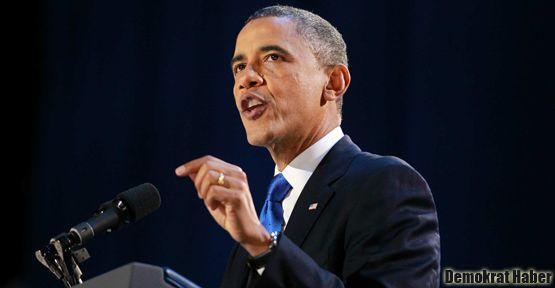 ABD Başkanı Obama'dan barış sürecine destek