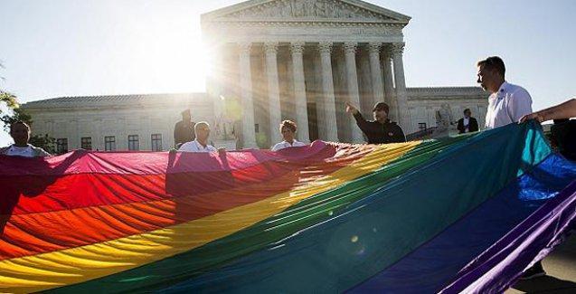 ABD'de eşcinsel evlilik Anayasa Mahkemesi'nde tartışılıyor