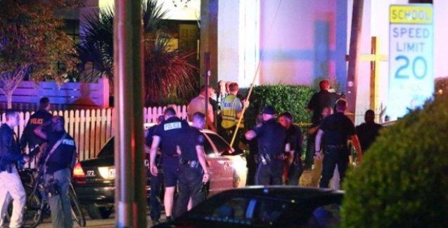 ABD'de tarihi siyahi kilisesine düzenlenen saldırıda 9 kişi hayatını kaybetti