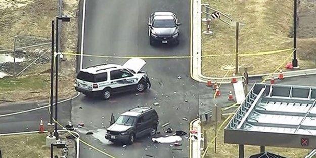 ABD'de Ulusal Güvenlik Teşkilatı'na saldırı