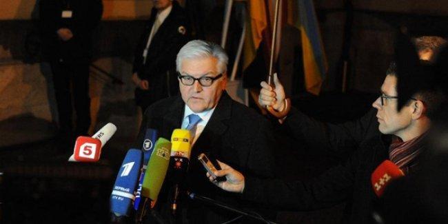 ABD'den sonra Almanya da 'Suriye'de çözüm için' Esad'ı işaret etti