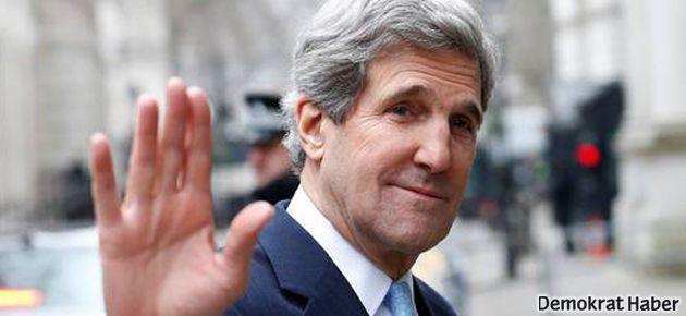 John Kerry'nin iki ay içinde 3. Türkiye ziyareti