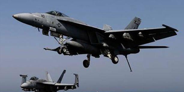 ABD IŞİD'i yine vurdu