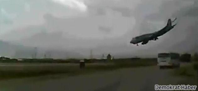 ABD kargo uçağı Afganistan'da düştü: 7 ölü