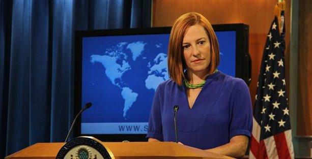 ABD: İç Güvenlik Paketi Türkiye'nin iç sorunu