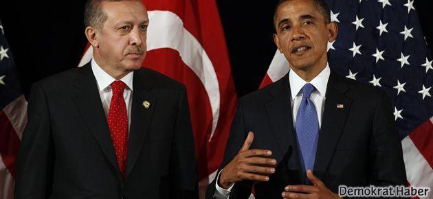 ABD: Obama, Erdoğan'la hukukun üstünlüğünü görüştü