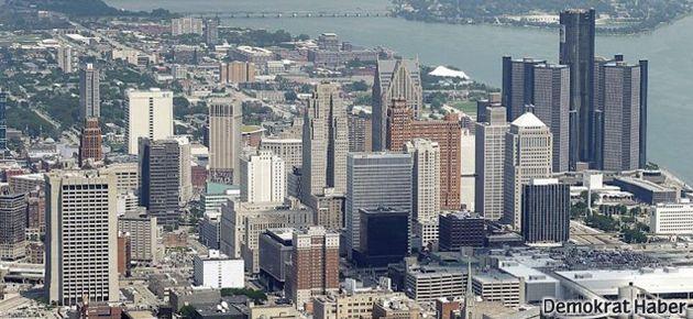 ABD'de bir şehir iflas etti