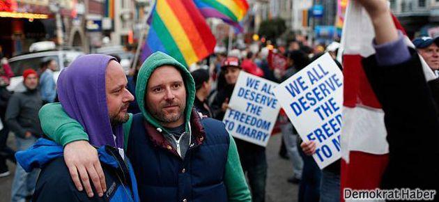 ABD'de eşcinsellerin büyük zaferi