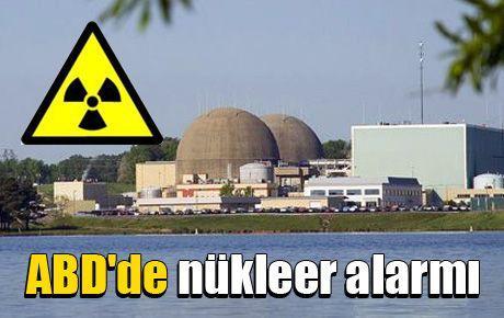 ABD'de nükleer alarmı