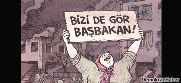 Uydudan da Reyhanlı'yı görmeyen Erdoğan Uykusuz'da