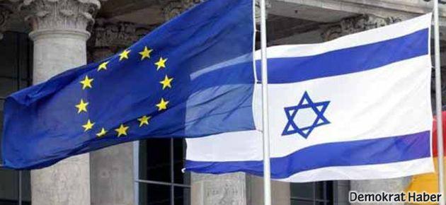AB'den İsrail'e boykot