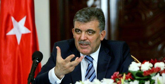 Abdullah Gül: Ahmet Sever'in kitabına müdahalem olmadı