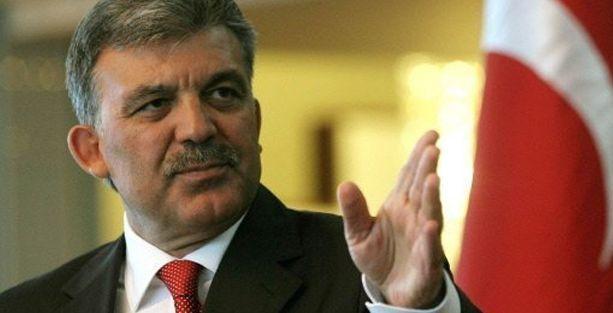 Abdullah Gül Başbakan'ın kim olacağını açıkladı