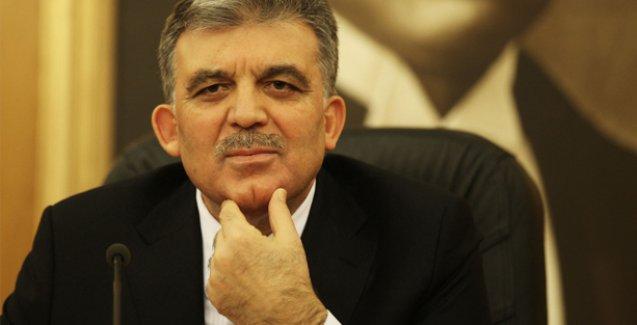 Abdullah Gül AKP'nin kongre davetini reddetti