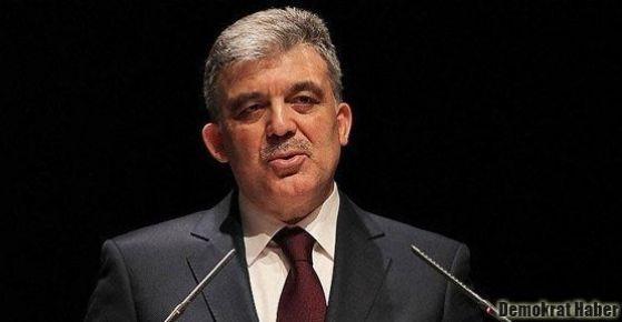 Abdullah Gül: Can kaybı bu, şaka değil