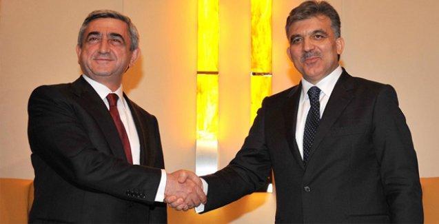 Abdullah Gül'den, Cumhurbaşkanı Erdoğan'ın 'Erivan' eleştirisine yanıt