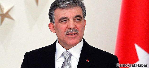 Abdullah Gül: Gezi olayları ile gurur duyarım