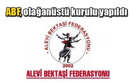ABF, olağanüstü kurulu yapıldı