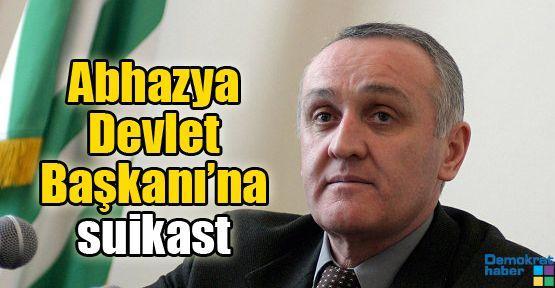 Abhazya Devlet Başkanı'na suikast