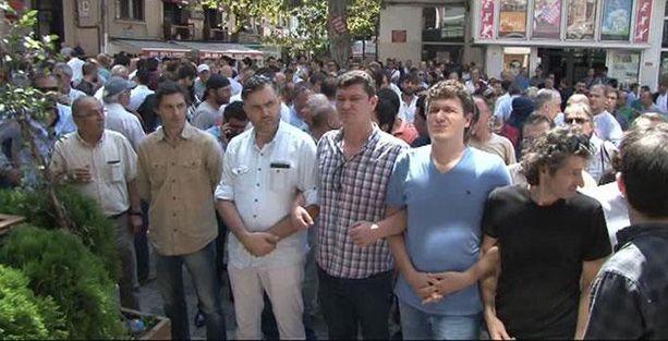 Abhazya seçimlerine İstanbul'da polis müdahalesi