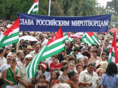 Abhazya'da halk sandık başına gidiyor