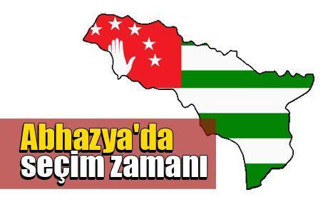 Abhazya'da seçim zamanı