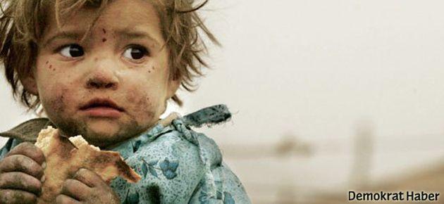 Açlığın nedeni gelir dengesizliği
