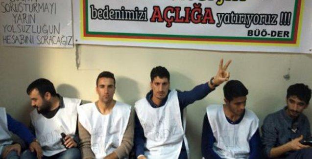 Açlık grevindeki Bingöl Üniversitesi öğrencileri sorunlarını ve taleplerini anlattı