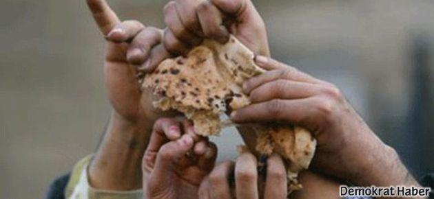 Açlık sınırı bin lirayı aştı