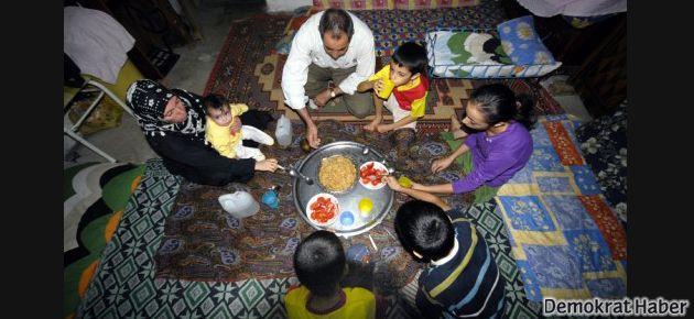 Açlık sınırı Mart'ta 1.121 lirayı aştı