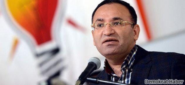 Adalet Bakanı Bozdağ'dan 'cemaat' itirafları