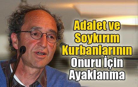 Adalet ve Soykırım Kurbanlarının Onuru İçin Ayaklanma