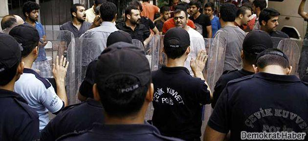 Adana'da 9 'Gezi' tutuklaması
