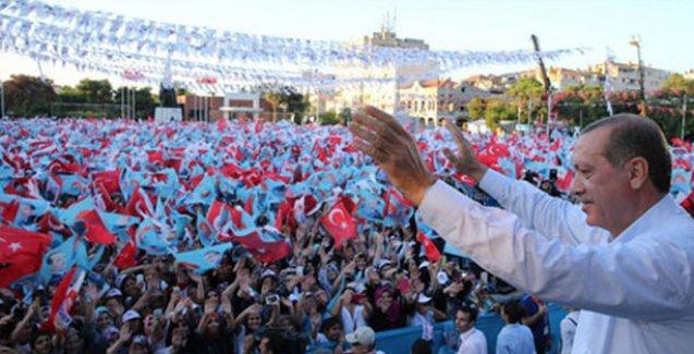 Erdoğan mitingine ret kararı bozuldu